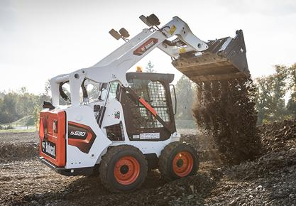 Bobcat Launches New Stage V M-Series Loaders