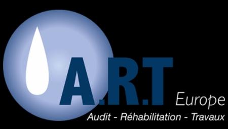 ART Europe, réhabilitation de conduites d'eau potable